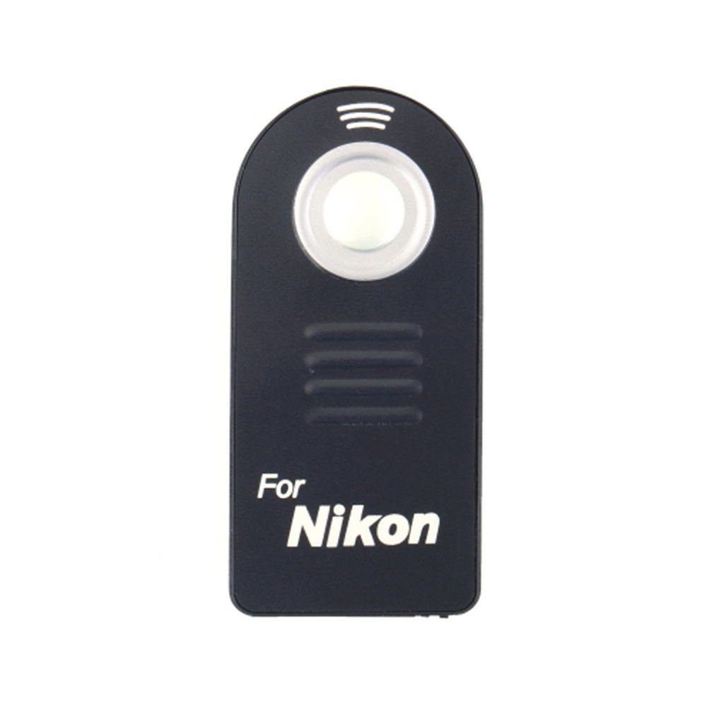 ML-L3 IR Wireless Remote Control for Nikon D5000 D5100 D7000 D3000 D90 D80