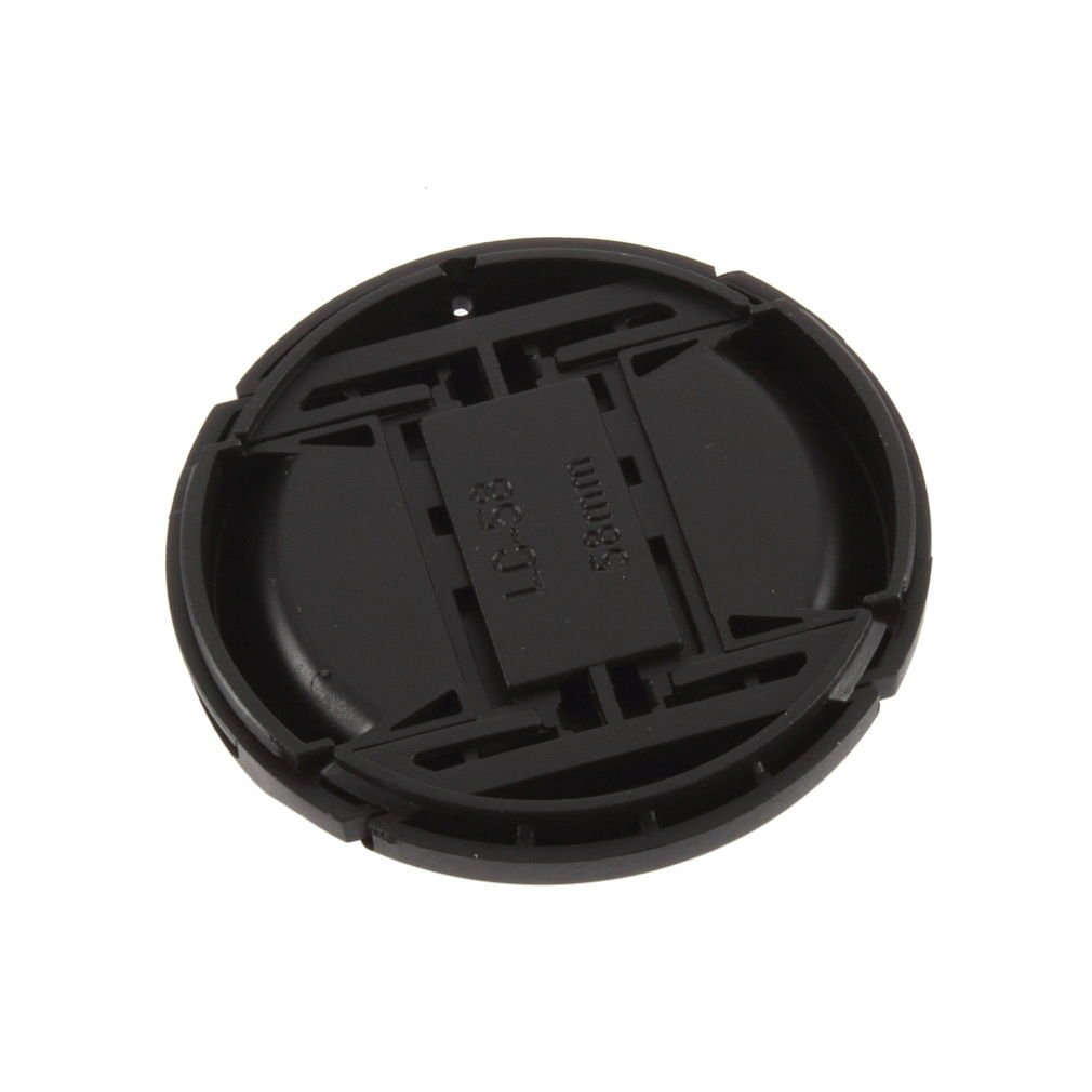 58mm center-pinch Front Lens Cover/Cap for all 58mm Canon Filter with cord