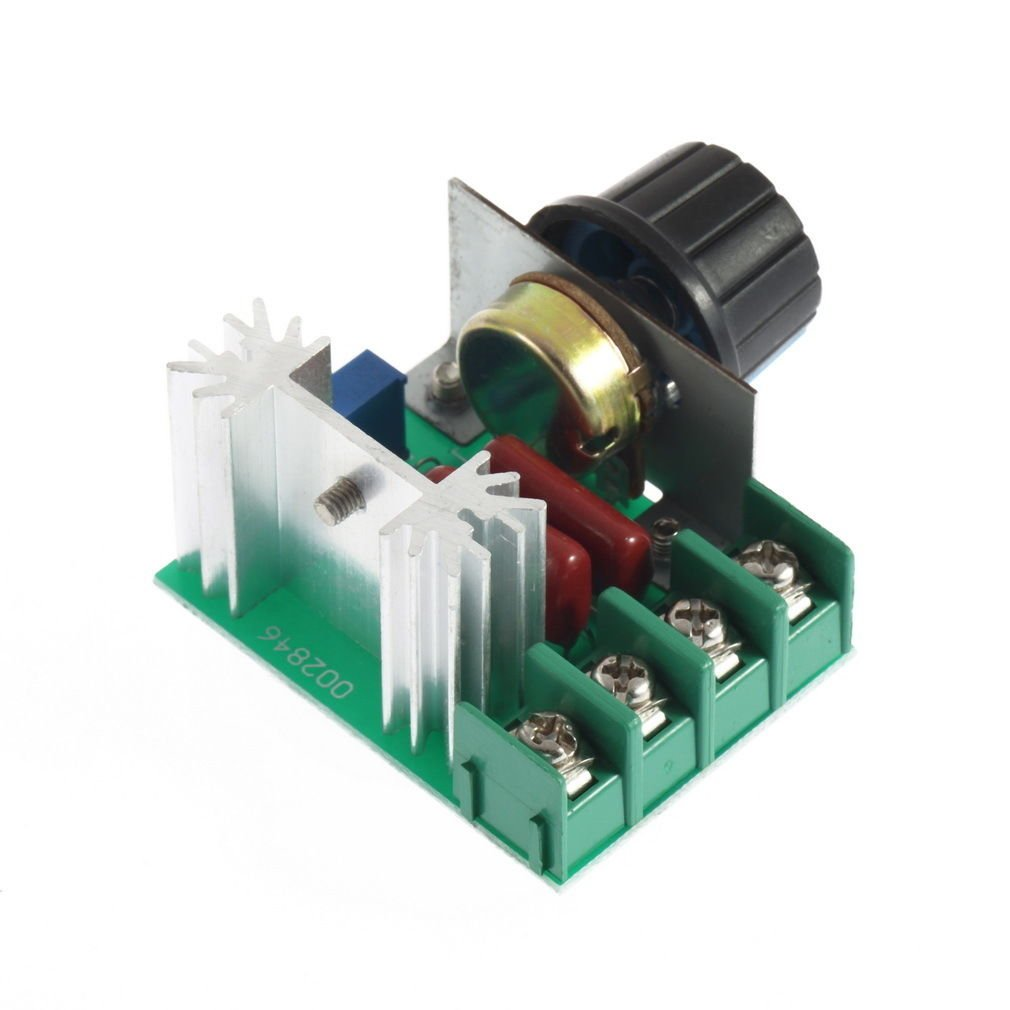 Adjustable Voltage Regulator Ac Scr Motor Speed Control