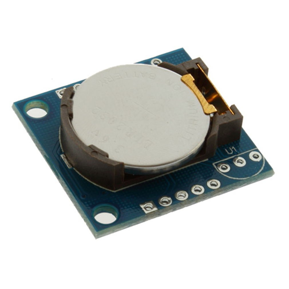 I2C RTC DS1307 AT24C32 Real Time Clock Module for Arduino Uno AVR ARM PIC