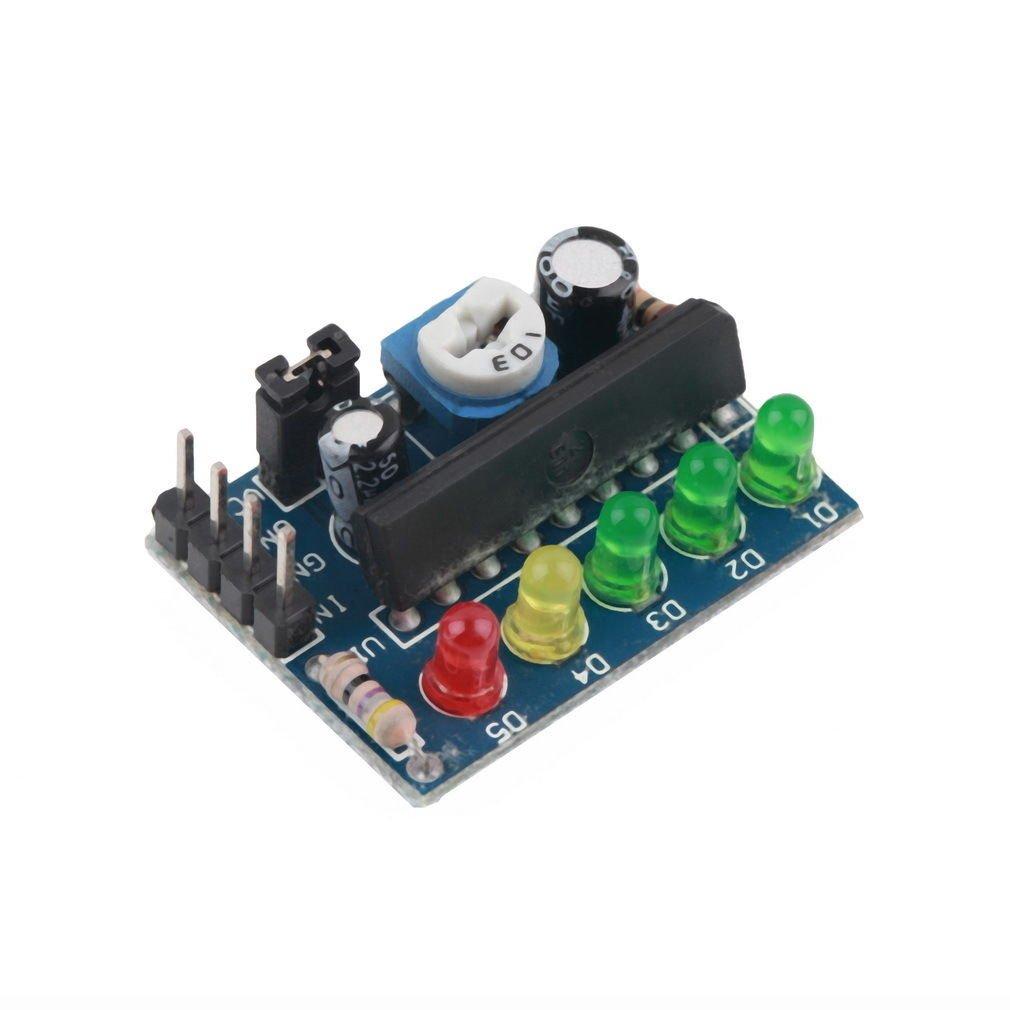 KA2284 Power Level Indicator Battery Indicator Audio Level Indicating Module