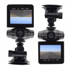 "2.5"" HD Car LED DVR Road Dash Video Camera Recorder Camcorder LCD 270°               JY6"