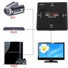 HDMI 3 Input 1 Output Switch Hub Switcher Splitter Box Port for PS3            MN4