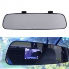 HD DV Camera Dual Lens Car Vehicle DVR Cam Dash Video Recorder Rearview Mirror        LP4