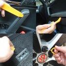 12pcs Car Radio Door Clip Panel Trim Dash Audio Removal Pry Tool Kit Plastic                   SW3