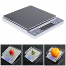 Mini Precision Digital Gram Jewelry Scale 2000g x 0.1g LCD Display                 WT5