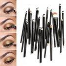 20Pcs Cosmetic Tools Powder Foundation Eyeliner Lip Pro Makeup Brushes          PMU5