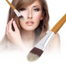 Bamboo Handle Soft Makeup Cosmetic Foundation Powder Blush Brush Beauty Tool           GGT6