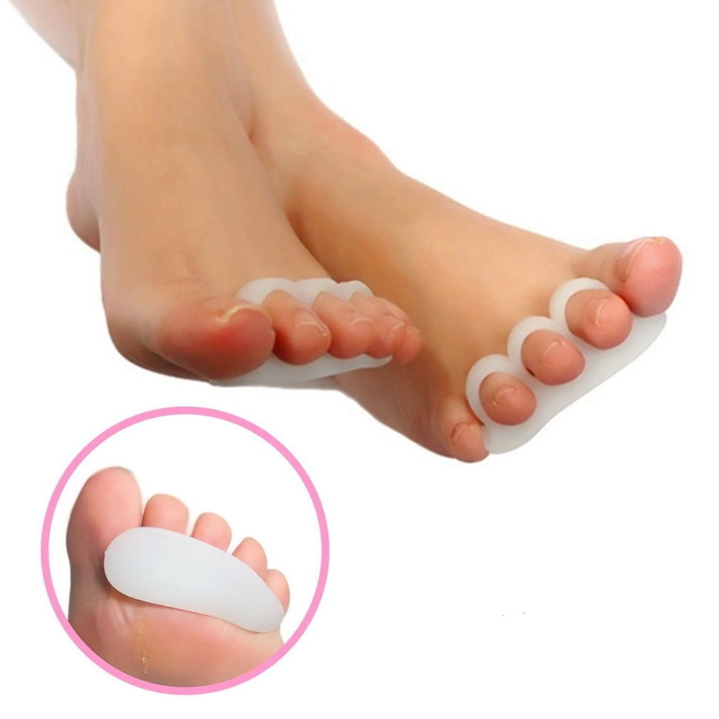 Toe Separators Stretchers Straighteners Alignment Bunion 3 ...