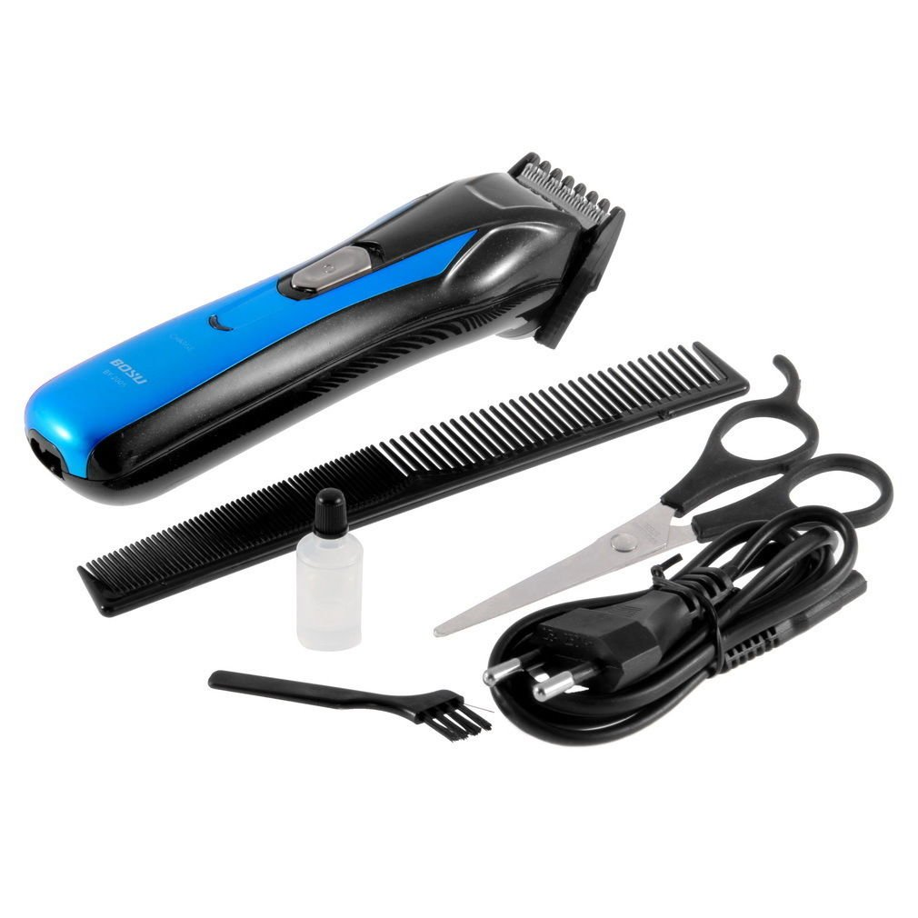 electric rechargeable shaver beard trimmer razor hair clipper kl4. Black Bedroom Furniture Sets. Home Design Ideas