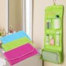 Toiletries Organizer Cosmetics Organizer Portable Hanging Organizer Bag           QI7