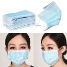 50pcs Medical Dental Dust Respirator Disposable Ear Loop Face Surgical Mask               HH6