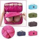 Portable Protect Bra Underwear Lingerie Case Travel Organizer Bag Waterproof      VW1