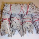 "California White Sage Smudge Incense 5""-6"" Bundle (5 pcs)  VW1"