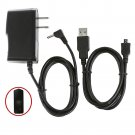 2A AC Wall Power Charger Adapter +USB PC Cord for PIPO Android Tablet Max M8 Pro       V1