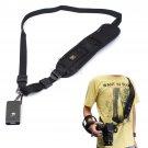 Quick Rapid Shoulder Sling Belt Neck Strap For Camera SLR/DSLR Canon Nikon Sony        VW2