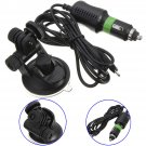 Suction Cup Windshield Mount Holder + Car Charger For GoPro Hero 3 3+ 4 Session        VW2