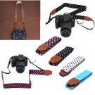 Quick Rapid Shoulder Sling Belt Strap For Camera SLR DSLR Canon Nikon Sony       VW2