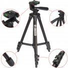 Y-334 Portable Aluminum Telescopic Tripod Stand With Bag For Dslr SLR Cameras      VW2