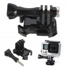 360° Turntable Quick Release Buckle Mount Adapter For GoPro Hero 3 3+ 4 Session      VW2