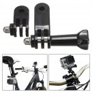 3 Way Pivot Arm Extension Helmet Mount + Thumb Screw For GoPro Hero 3+ 4 Session    VW2