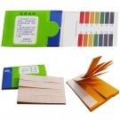 80pcs 1Set 1-14 pH Indicator Test Strips Paper      VW2