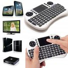 Handheld 2.4G Mini Wireless Keyboard with Mouse Touchpad For PC Android TV Box   VW2