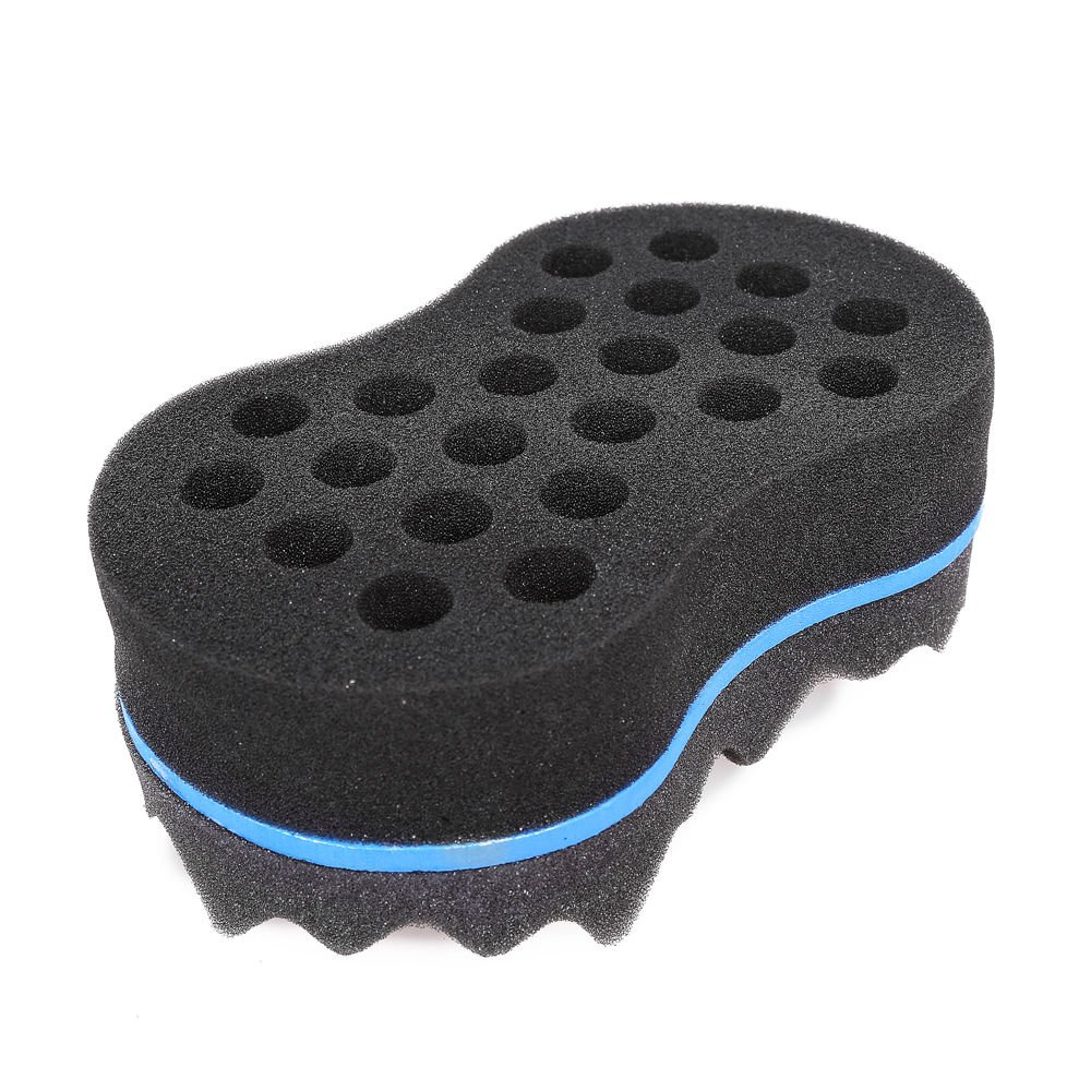 Barber Hair Brush Sponge For Dreads Locking Twist Coil
