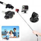Selfie Stick Monopod Holder Extendable Handheld Fr GoPro Hero 3 4 SJ4000 Camera     FR5