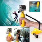Bobber Floating Handheld Antislip Stick Monopod For GoPro Hero 4 3 3+ 2 1 SJ4000    FR5
