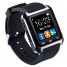 U80 Smart Bluetooth Watch Call Message Reminder Sleep Monitor  -  BLACK 123159203