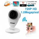 Sricam 720P H.264 Wifi IP Camera Wireless ONVIF CCTV Security  -  EU PLUG  WHITE 150045603