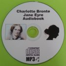 Jane Eyre - Charlotte Bronte Audio Book MP3 CD    HG5