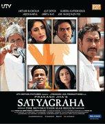 Satyagraha (2013)- Indian /Bollywood Hindi Movie Blu Ray Disc