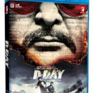 D-DAY-BOLLYWOOD / HINDI / MOVIE BLU RAY DISC