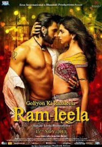 Goliyon Ki Rasleela Ram-Leela (2013) - Indian Hindi Movie 2 DVD SET
