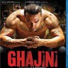 Ghajini - Indian Hindi Movie  Blu Ray Disc