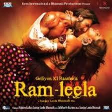 Ram-Leela(2013) - Indian Hindi movie Songs CD