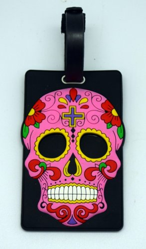 Day of the Dead Luggage Tags
