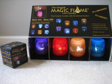 Magic Flameless LED Candles
