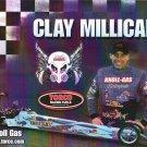 2007 NHRA TF Handout Clay Millican (Knoll Gas-version # 1)