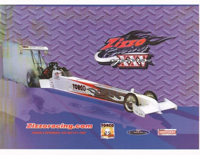 2005 NHRA TF Handout T.J Zizzo (version #2)
