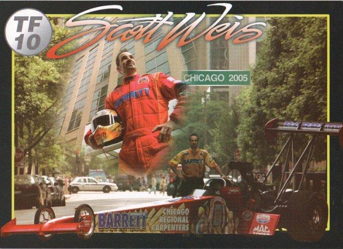 2005 NHRA TF Handout Scott Weis (version #3)