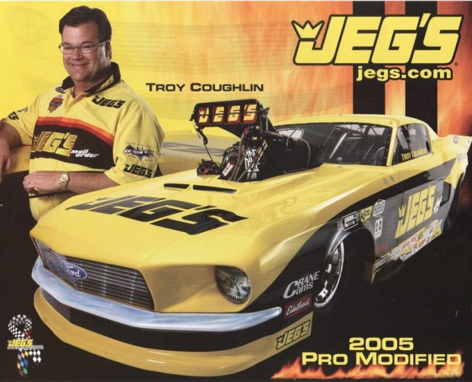 2005 NHRA PM Handout Troy Coughlin
