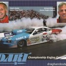 2005 NHRA PS Handout Rickie Smith (Skull Gear #1)