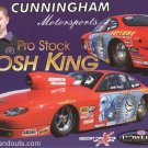 2005 NHRA PS Handout Josh King