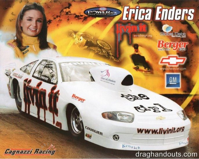 2005 NHRA PS Handout Erica Enders (version #2) wm