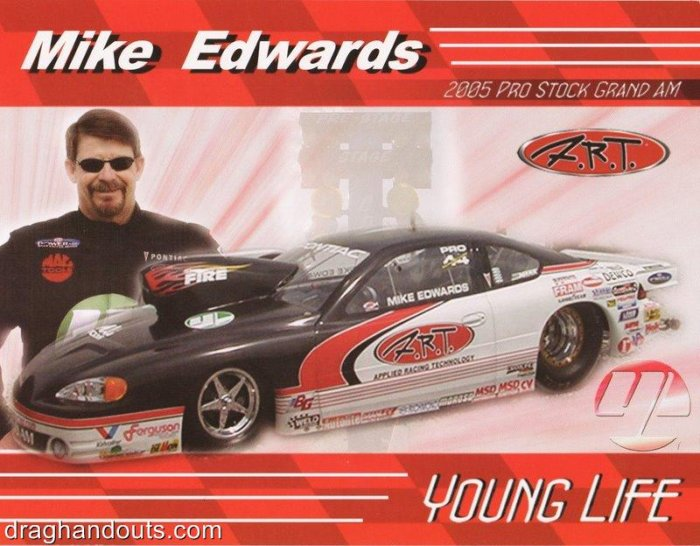 2005 NHRA PS Handout Mike Edwards (Version #2)