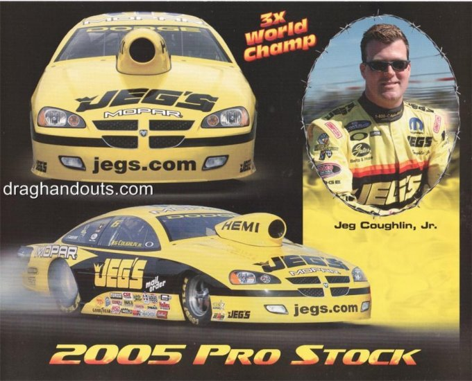 2005 NHRA PS Handout Jeg Coughlin (version #1)