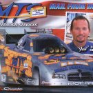 2007 NHRA FC Postcard Jack Beckman (Red Version #2)